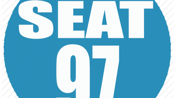 RESERVED SEAT 97