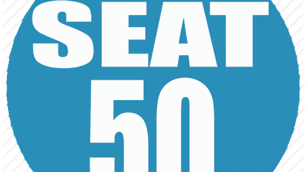 RESERVED SEAT 50