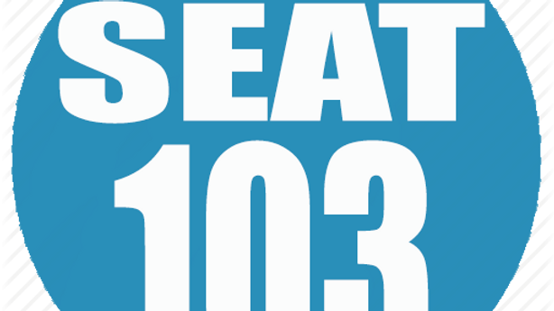 RESERVED SEAT 103