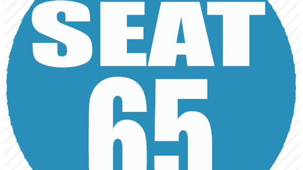 RESERVED SEAT 65