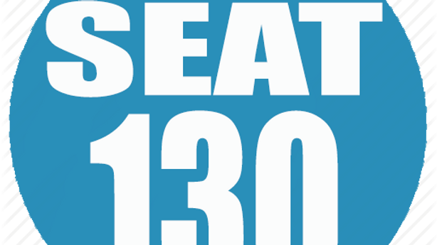 RESERVED SEAT 130
