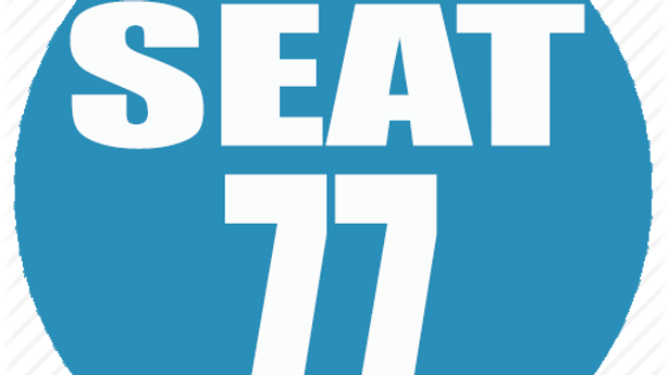 RESERVED SEAT 77