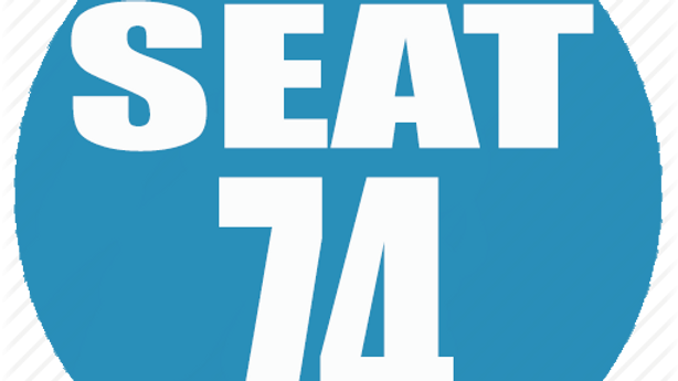 RESERVED SEAT 74