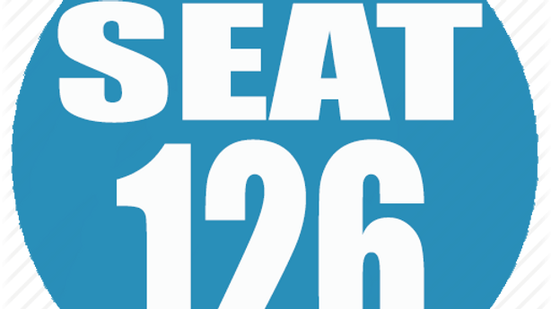 RESERVED SEAT 126