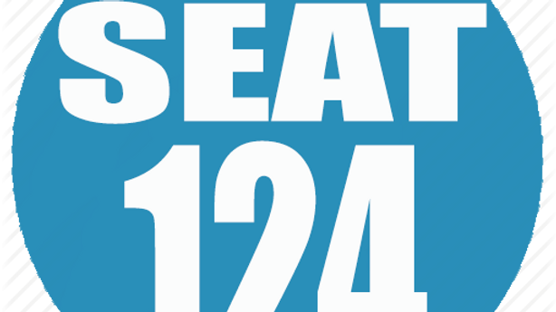 RESERVED SEAT 124