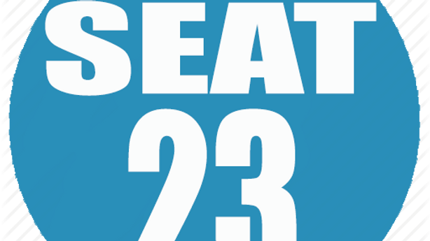 RESERVED SEAT 23