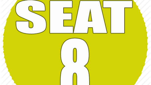 RESERVED SEAT 8