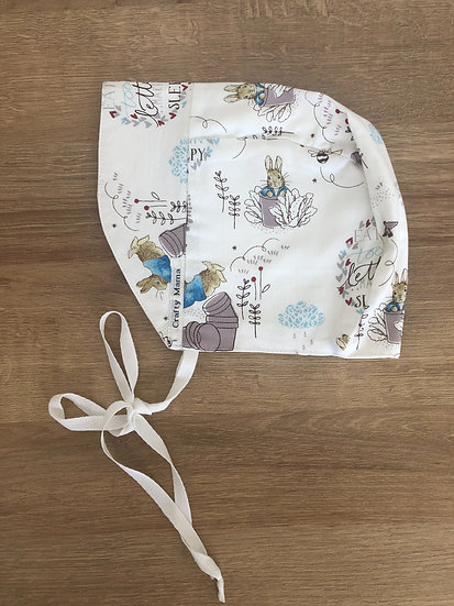 Baby bonnet 12 -18 months