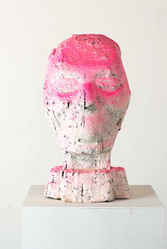 Untitled (pink head)
