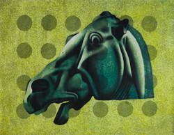 """Vladimir ІІ (series """"Antique Horse"""")"""
