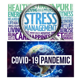 Holistic Health Webinar-Stress Management During This Pandemic