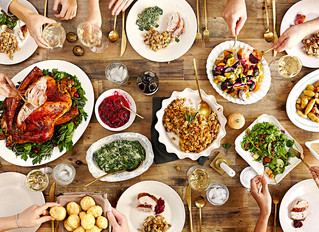 Five Tips for a Healthy Thanksgiving