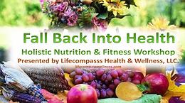 Fall Back Into Health