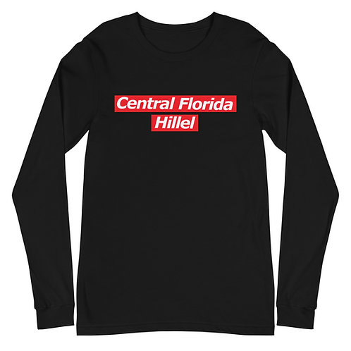 Supreme HILLEL long sleeve