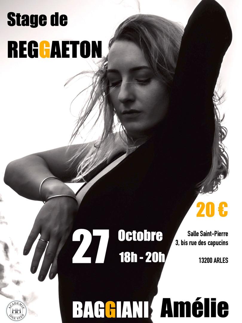 Stage Amélie