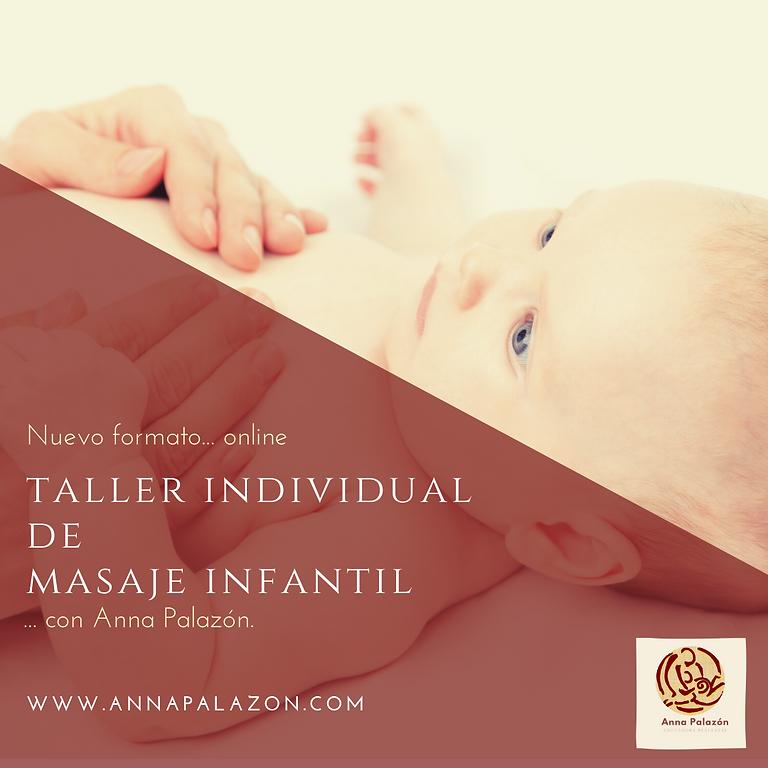 ONLINE ! MASAJE INFANTIL