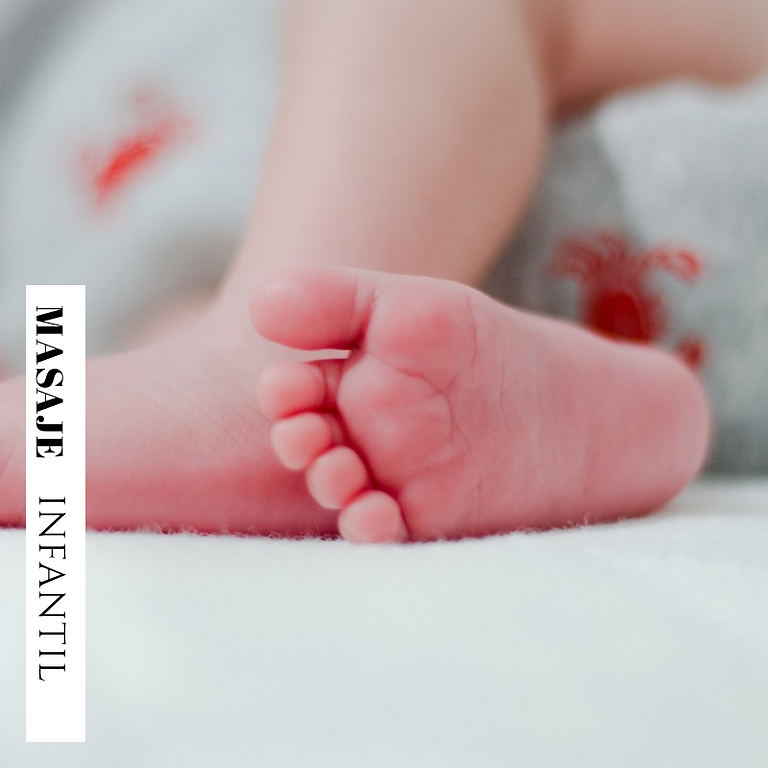 CURSO MASAJE INFANTIL,en grupo ONLINE, LUNES 18:00 O MIÉRCOLES 18:00