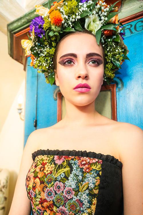 Shooting Frida Kahlo