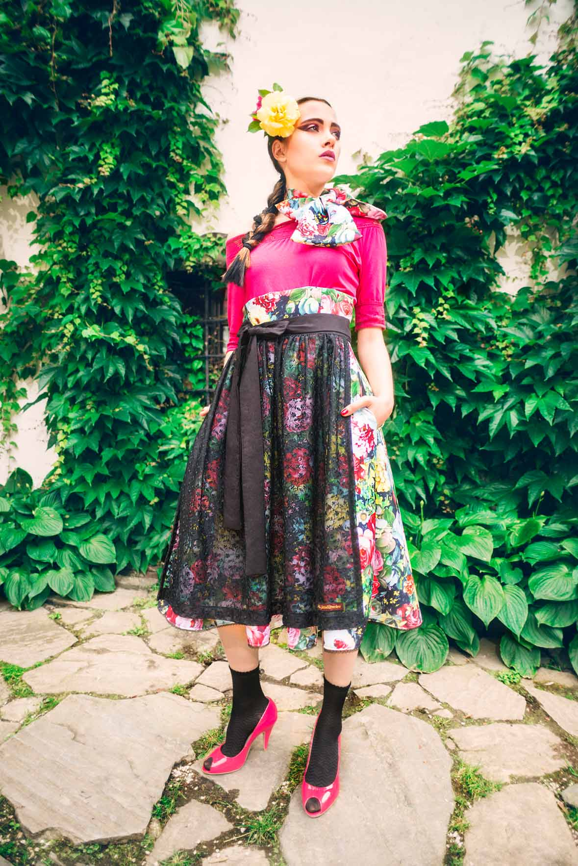 CB_Ga¦ênsebluemchen_Gruenschnabel_Frida_Kahlo_001