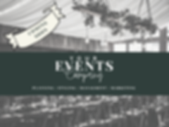 Your events - Website coming soon  poste