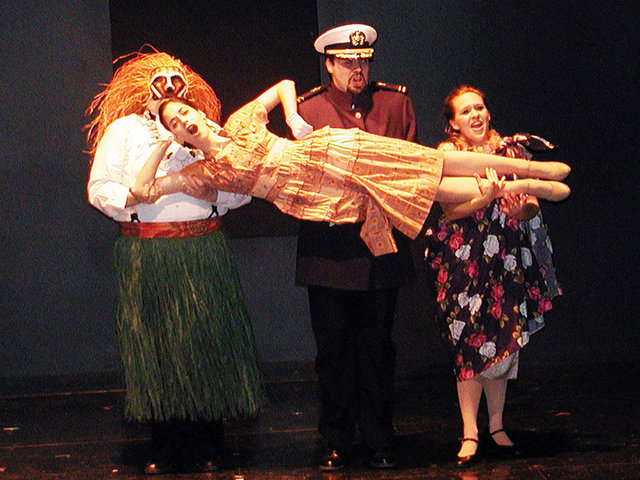 Trouble in Tahiti (Anchorage Opera)