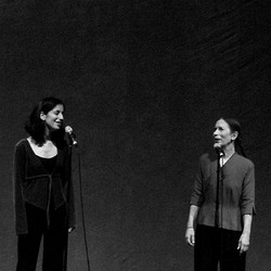 Duet with Meredith Monk