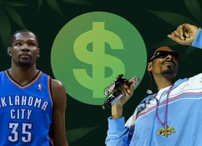 Snoop Dogg and Kevin Durant Team Up on $35 Million Investment into Weed Company, Dutchie