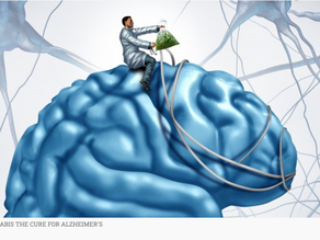 Could Cannabis Beat Big Pharma to a Cure for Alzheimer's?