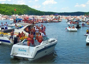 Utah Cops Busted More Boaters on July 4th for Smoking Weed Than Drinking Booze