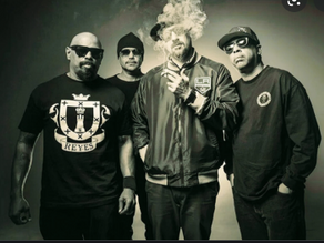 Cypress Hill hip hop concert in Somerset draws hundreds to celebrate cannabis culture