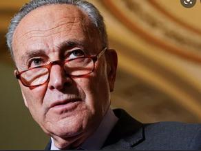 Schumer: Marijuana legalization will be a Senate priority