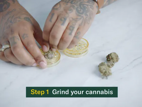 How to roll a perfect blunt: A step-by-step guide