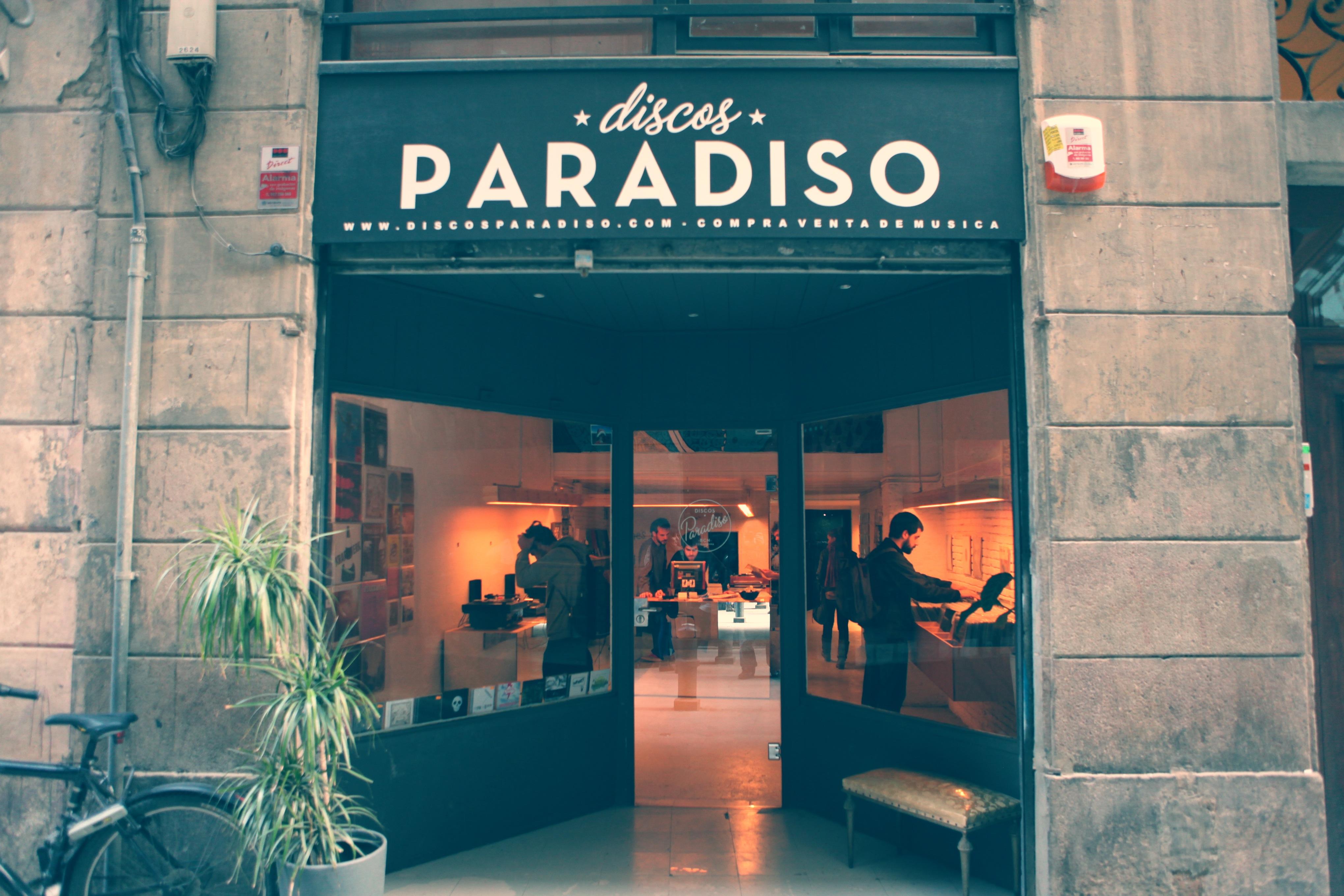 discos paradiso barcelona