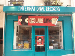 l'international records paris