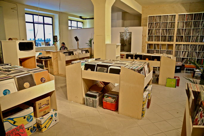 the record loft berlin