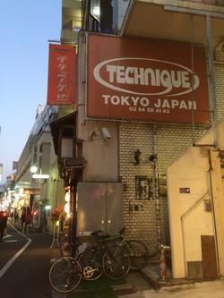 technique tokyo