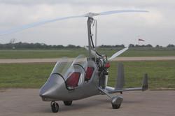 M16 Tandem Trainer on Ground