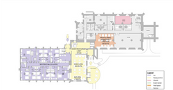 Ground Floor Vestry & Lower Level Church