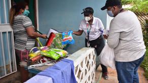 Más de 12 mil panameños reciben atención social ante la pandemia