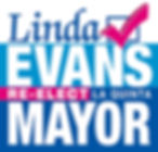 Linda Evans for Mayor of La Quinta