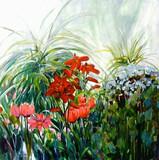 Flowers in Solarium