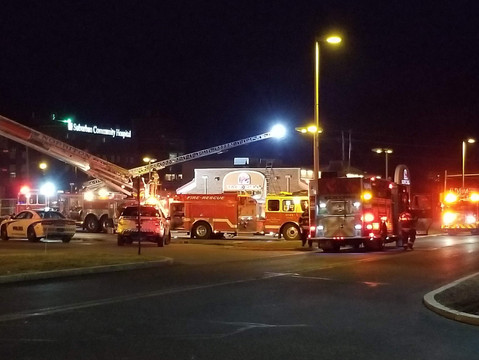 After Fire, Taco Bell Closed for Repairs