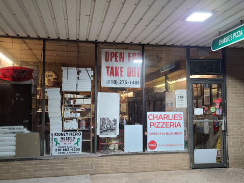 Charlie's Pizzeria Owner Passes Away, Future of Shop Uncertain