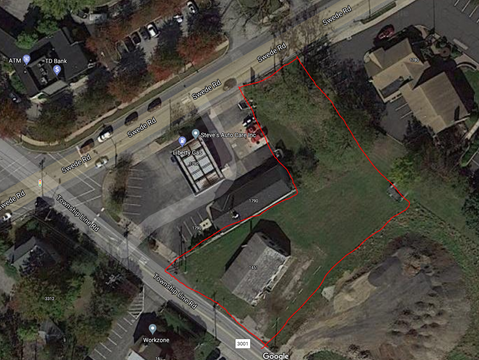 New Proposal, 1451 Township Line Road