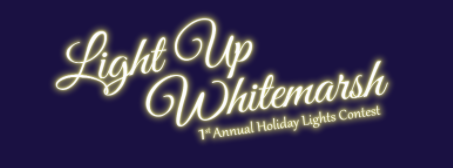 Want to See All The Whitemarsh Holiday Light Entries? We Mapped Out The Most Efficient Route