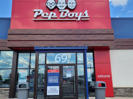 Partial Closure of Pep Boys Leaves Only Service Department Open, Parts No Longer Available