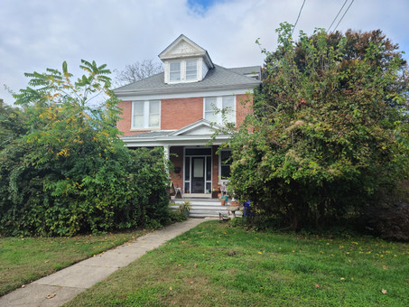 1234 Butler (Fayette) to be Demolished and Replaced with 2 New Homes