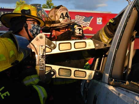 Fire Expo to Take Place on October 10, at Plymouth-Whitemarsh HS, Harmonville to Participate