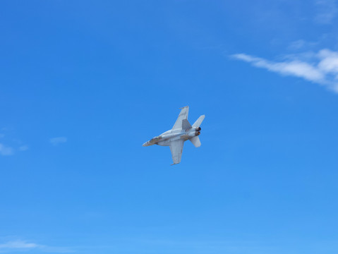 Armed Fighter Jets Intercept Unauthorized Aircraft Over Plymouth