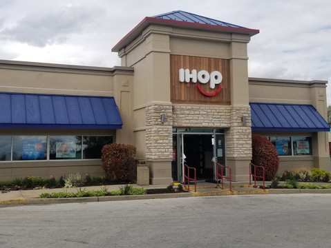 IHop Suffers Internal Damage from HVAC Fire